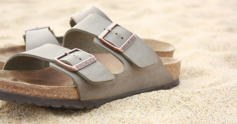 Birkenstock Arizona EVA vs Original Footbed