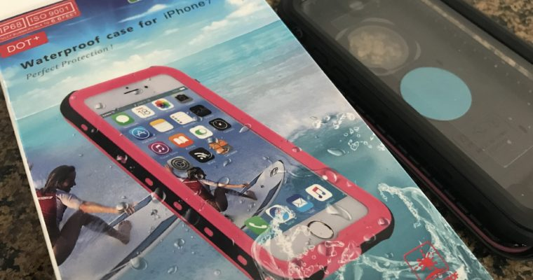 Redpepper Waterproof Case vs Lifeproof FRE