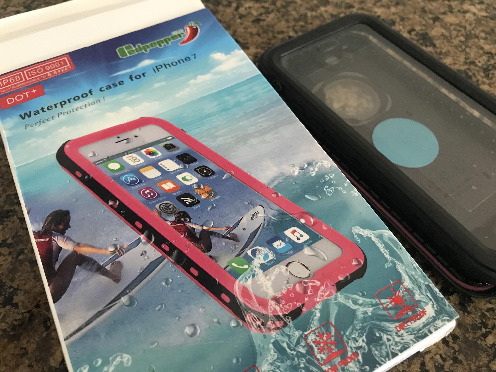 Redpepper Waterproof Case Vs Lifeproof Fre Which Is Better